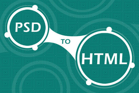 The Best Web Innovations Come From PSD to HTML Conversion Experts | web Design | Scoop.it