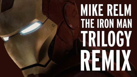 A head-banging musical remix of the Iron Man films with Black Sabbath | Chummaa...therinjuppome! | Scoop.it