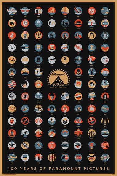 100 películas y 100 estrellas de Paramount: 100 años de cine | El Ninho Naranja | Cosas que interesan...a cualquier edad. | Scoop.it