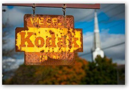 Kodak: les leçons d'une faillite | Digital #MediaArt(s) Numérique(s) | Scoop.it