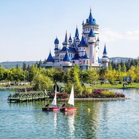 Sazova Parkı Masal-Köşkü | trendoloji | Scoop.it