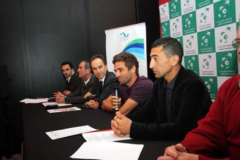 La coupe Davis de tennis au Kindarena   Actualités de Rouen et de sa région   Scoop.it