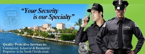 Difference Between Armed And Unarmed Security Guard | Arrow Security Corp | Scoop.it