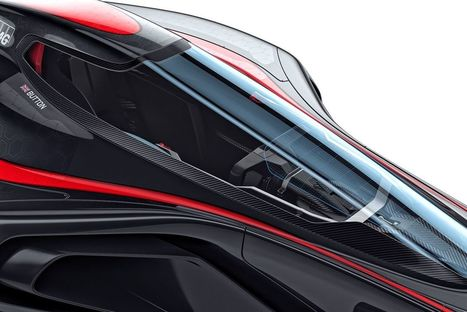McLaren's MP4-X Formula One concept could be mistaken for a fighter jet | Tudo o resto | Scoop.it