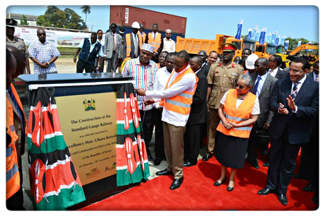 Kenya Launches Two Railway Operations   Jobs in Africa: Mining, Oil & Gas, Engineering, Finance, Agriculture   Scoop.it