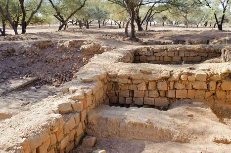 Remains of Ancient Palace Discovered - LiveScience.com | Artifacts | Scoop.it