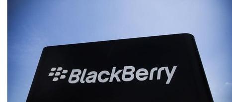 Trimestriels : BlackBerry remonte la pente et vise le marché de l'internet des objets | Applications mobiles professionnelles | Scoop.it