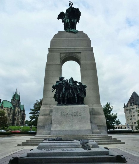 Ottawa shooting: Soldier shot at War Memorial has died | The Canadian Progressive | News and Opinion | Scoop.it