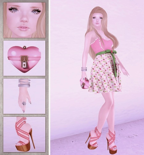 Free SL Couture: Style No. 148 | Finding SL Freebies | Scoop.it