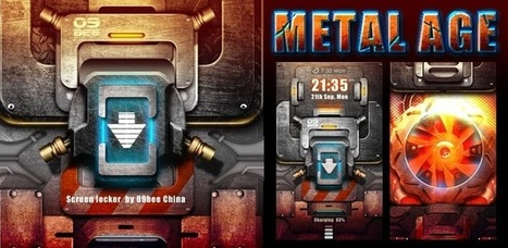Metal Age GO Locker Theme 1.00 (paid) apk download | ApkCruze-Free Android Apps,Games Download From Android Market | Mera Bharat Mahan | Scoop.it