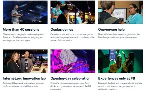 Facebook Opens Registration For F8 Conference Featuring Oculus, WhatsApp, Instagram | Social Techno Media | Scoop.it