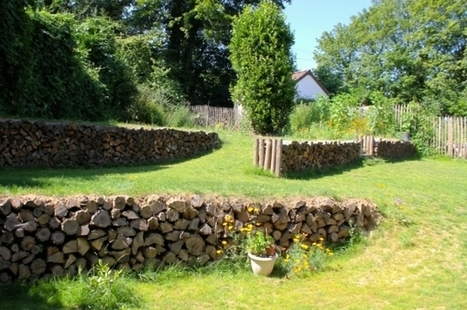 Mon jardin upcyclé : au jardin comme à la maison, vive la récup' ! - Journal des femmes | Recyclage et récupération | Scoop.it