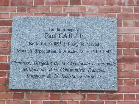 Paul Caille, déporté | Ta famille ou la mienne ? | Scoop.it