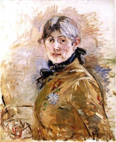 2 mars 1895 mort de Berthe Morisot | Racines de l'Art | Scoop.it