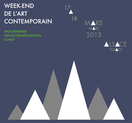 16 et 17 mars 2013 - R-Diffusion - Week-end de l'art contemporain en Alsace - Versant Est, réseau d'art contemporain - Syndicat Potentiel Strasbourg | Syndicat Potentiel | Scoop.it