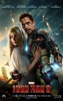 Movie Review: Iron Man 3 (2013) - Trailer, Cast and Poster | Hollywood Movies List | Scoop.it