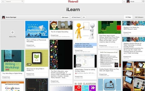 Learning and Teaching with iPads: Reflecting on our iLearn journey so far | BYOD resources | Scoop.it
