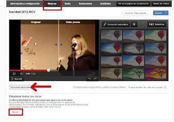 En la nube TIC: Difumina las caras en tus vídeos de Youtube. | Aprender en el 2013 | Scoop.it