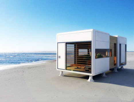 Chamfer Home: An original, eco friendly, modern home that people can actually afford | Maisons éco | Scoop.it