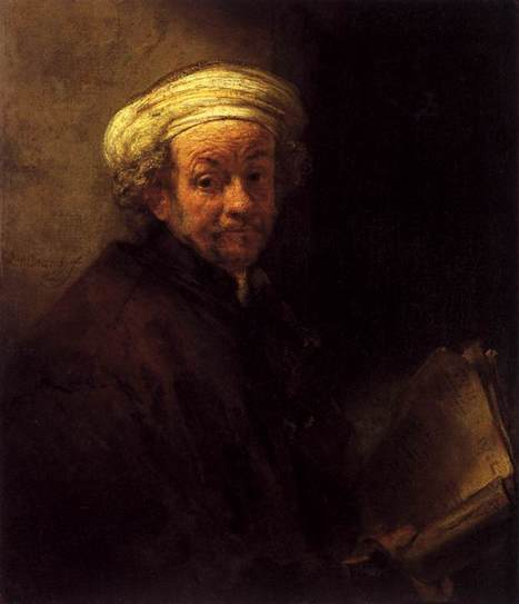 Art History News: Rembrandt's Late Religious Portraits | Art History & Literary Studies | Scoop.it