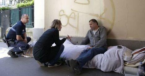 Plus de 450 sans-abri seraient morts dans la rue en 2013 | Association solidaire, aide alimentaire , aide aux personnes en difficulté | Scoop.it