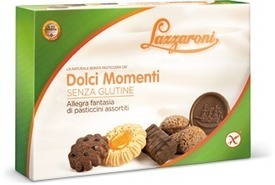 Lazzaroni - Biscotti senza glutine | FreeGlutenPoint | Scoop.it