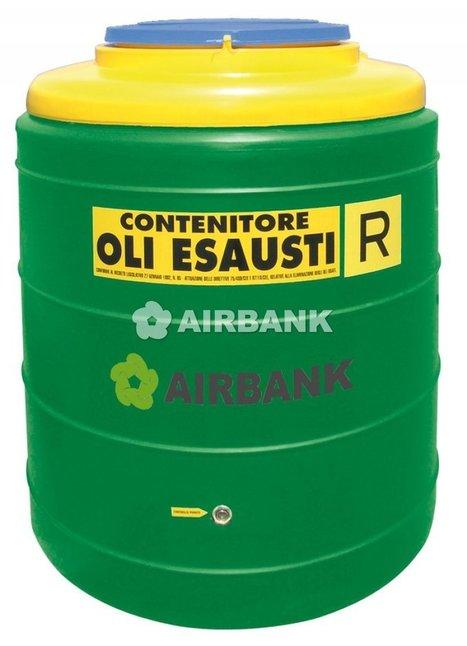 Sfinito dall'olio esausto? Prova i nuovi contenitori Airbank. - Il blog di Airbank   Airbank   Scoop.it