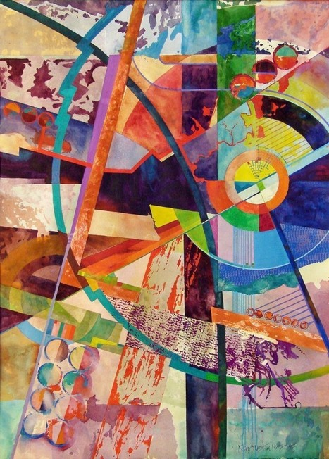 Ken Austin: Color in the Real and the Abstract | Create ! Eugene | Create Eugene | Scoop.it