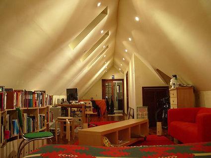 Seven Tips For Effective Attic Design ~ Home My Heaven: Home Improvement Blog   Home My Heaven   Scoop.it
