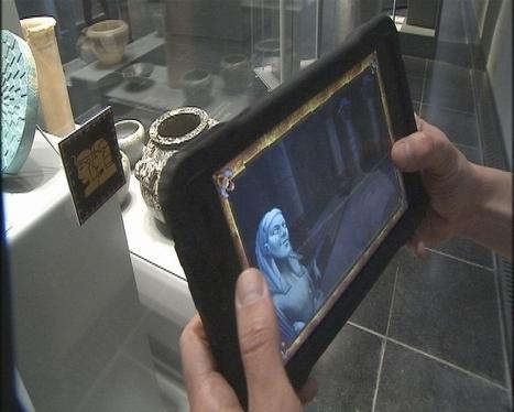 Mariemont : un jeu vidéo au musée | E-Tourisme et E-candidatures ! | Scoop.it