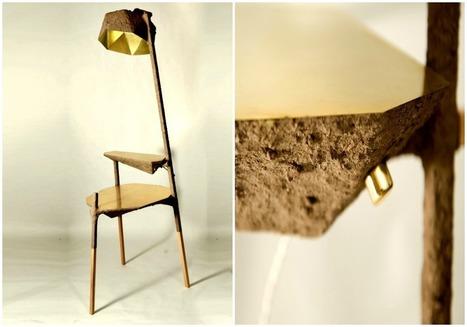 Iain Howlett, Furniture Designer   The Art of Bespoke   Design & Textiles   Scoop.it