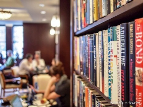 Getting Busy in NYC - Library Hotel Review - This Life in Trips | Librarysoul | Scoop.it