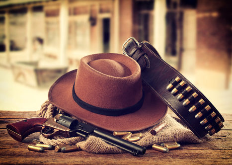 Weekend reading: The creative Wild West | I Wish I Thought Of That! | Scoop.it