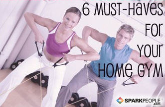6 Essentials for Your Home Gym Slideshow | Buying Fitness Home Gym Equipment | Scoop.it