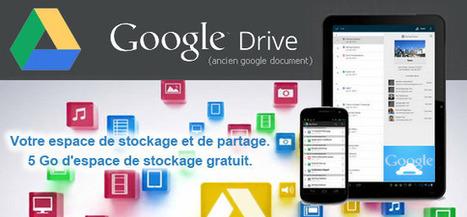 Google Drive le nouveau Cloud | Application pour Tablettes Android | Scoop.it