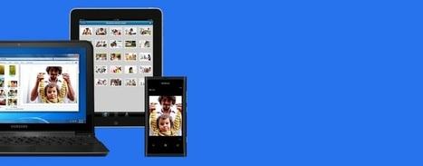 SkyDrive - Gratis lagring av dokument och fildelning online från Microsoft | Folkbildning på nätet | Scoop.it