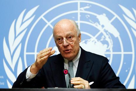 Genève 3 : Les manœuvres de Sieur Mistura et du Camp des agresseurs | Notizie dalla Siria | Scoop.it