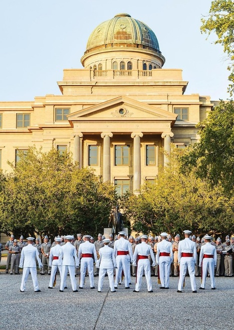 Cadets Elected SBP, Yell Leaders and 3 Student Senators | Corps of Cadets | Scoop.it