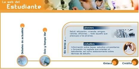 La web del estudiante | EduTIC | Scoop.it