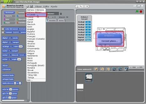 Instal·lació de Scratch for Arduino en LliureX - wikimanuals | ACCESORIS SCRATCH & ARDUINO | Scoop.it