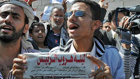 Tunisia's revolution in the Arab press: What the Arab papers say | The Economist | Coveting Freedom | Scoop.it