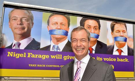 Ukip has divided the left, not the right, and cut Labour off from its 'old' support | ESRC press coverage | Scoop.it