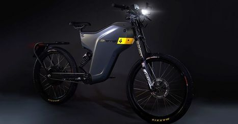 Rimac's electric bike can go 150 miles on a single charge | Heron | Scoop.it
