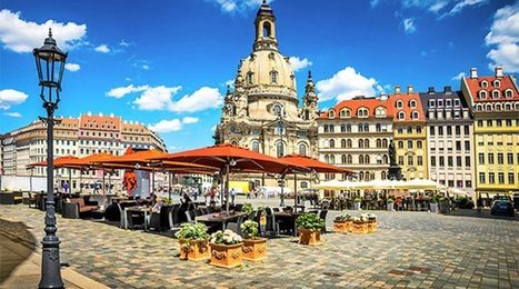 Ταξίδι στις 5 πιο χρωματιστές και παραμυθένιες πόλεις της Ευρώπης! | omnia mea mecum fero | Scoop.it