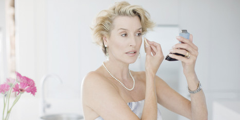 10 Make-Up Tips for Women which are Over 50 | Reduce Aging Effects | Scoop.it