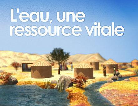 L'eau, une ressource vitale à protéger et à partager | Serious games : apprendre par le jeu ! | Scoop.it