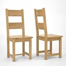 Ghế gỗ sồi 3 nan   EU Furniture Viet Nam   EU Furniture Việt Nam   Scoop.it