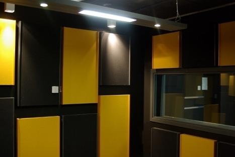 Sontext - Bookmarc   Auditorium Acoustics   Sontext Acoustic Wood Panels   Scoop.it