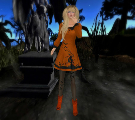 Wandering Second Life: Haunted Fun Gifts | Wandering Second Life | Scoop.it