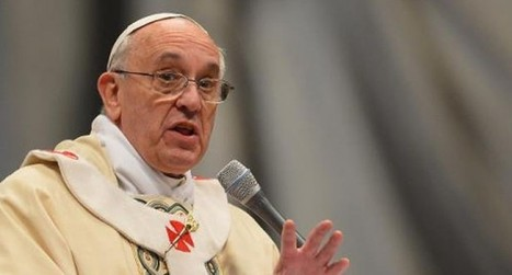 Pope Francis: We must condemn those who use religion to violate human rights   Pope Francis   Scoop.it